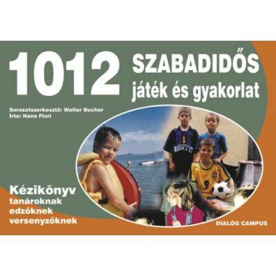 1012 szabadidős játék és gyakorlat