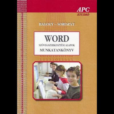 WORD szövegszerkesztési alapok