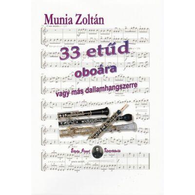 33 etűd oboára