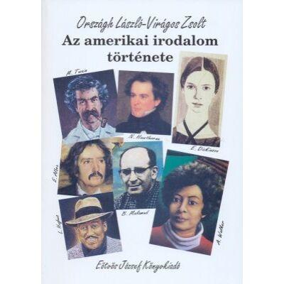 Az amerikai irodalom története