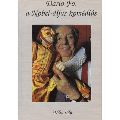Dario Fo, a Nobel-díjas komédiás