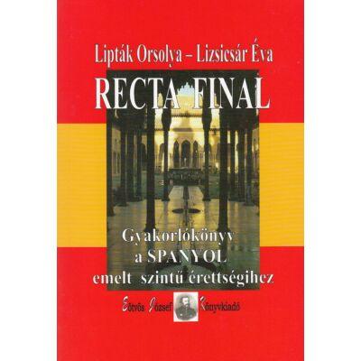 Recta final (CD-melléklettel)
