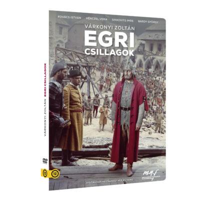 Egri csillagok (DVD)