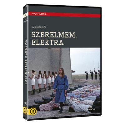 Szerelmem, Elektra (DVD)