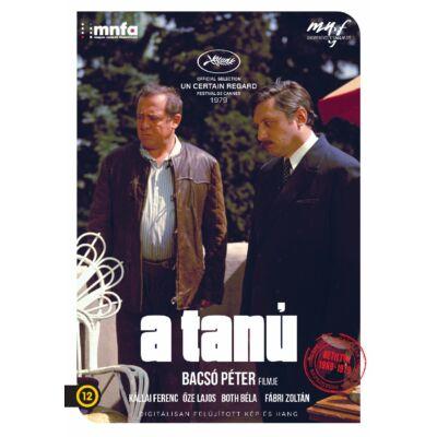 A tanú (DVD)