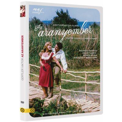 Az aranyember (DVD)