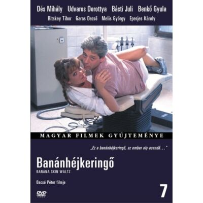 Banánhéjkeringő (DVD)