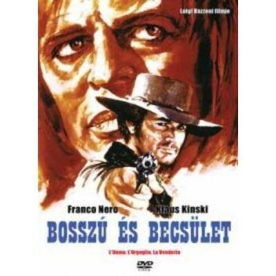 Bosszú és becsület (DVD)