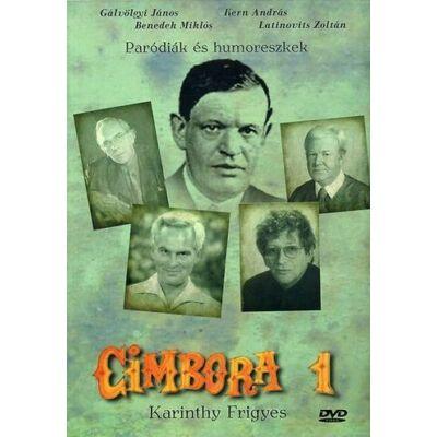 Cimbora 1. (DVD)