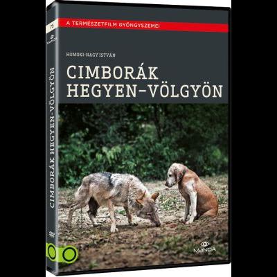 Cimborák hegyen-völgyön (DVD)