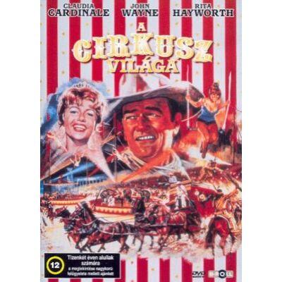 A cirkusz világa (DVD)