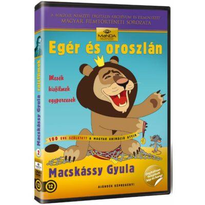 Egér és oroszlán (DVD)