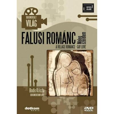 Falusi románc (Meleg szerelem) DVD
