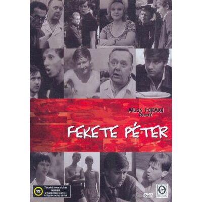 Fekete Péter (DVD)