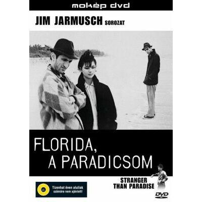 Florida, a paradicsom (DVD)