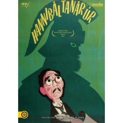 Hannibál tanár úr (DVD)