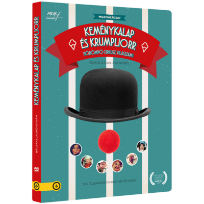 Keménykalap és krumpliorr (DVD)
