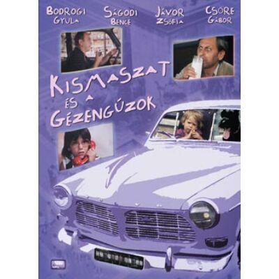 Kismaszat és a Gézengúzok (DVD)