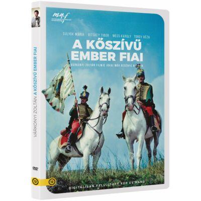 A kőszívű ember fiai (DVD)