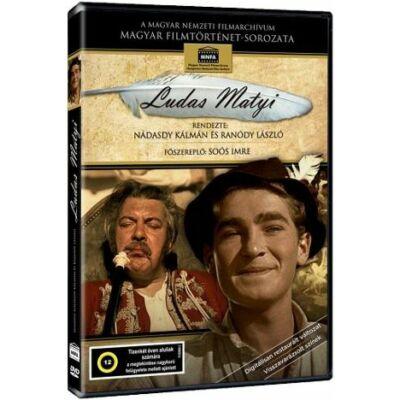 Ludas Matyi (DVD)