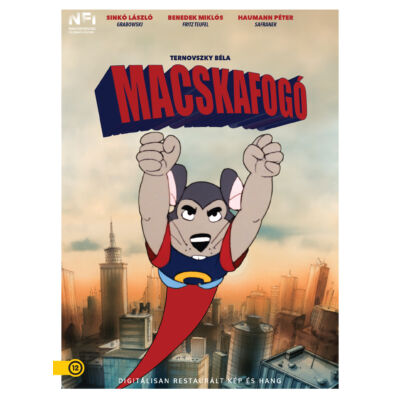 Macskafogó (DVD)