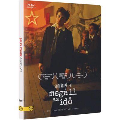 Megáll az idő (DVD)
