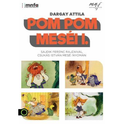 Pom Pom meséi I. (DVD)