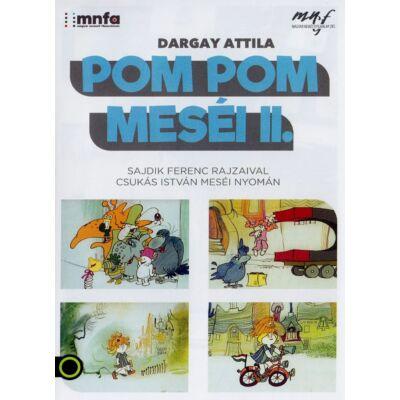 Pom Pom meséi II. (DVD)