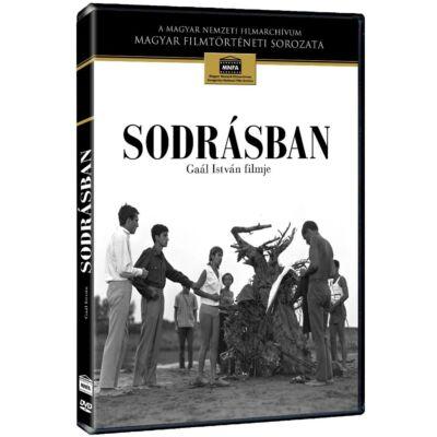 Sodrásban (DVD)