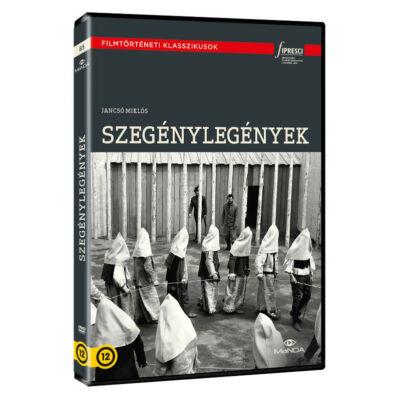 Szegénylegények (DVD)