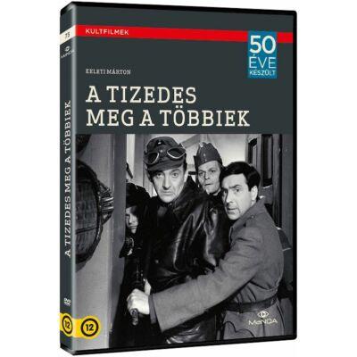 A tizedes meg a többiek (DVD)