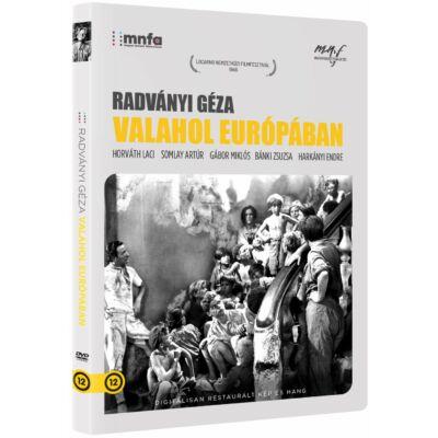 Valahol Európában (DVD)
