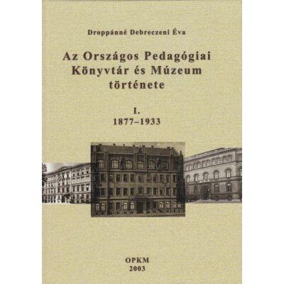 Az Országos Pedagógiai Könyvtár és Múzeum története