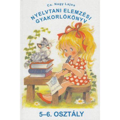 Nyelvtani elemzési gyakorlókönyv 5-6. osztály