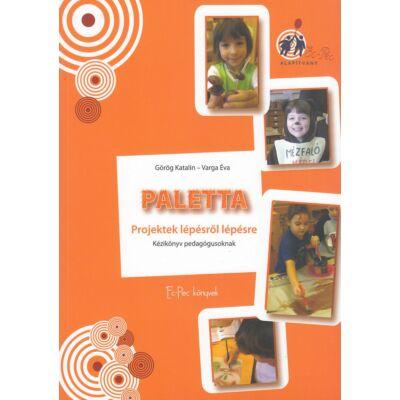 Paletta – Projektek lépésről lépésre