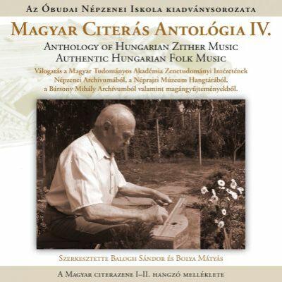 Magyar citerás antológia IV. (CD)
