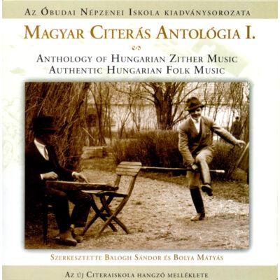 Magyar Citerás Antológia I. CD