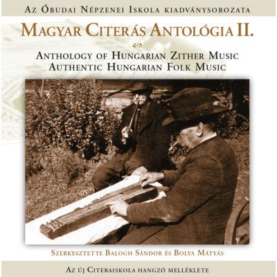 Magyar Citerás Antológia II. CD