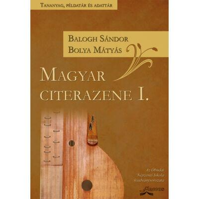 Magyar citerazene I-II.