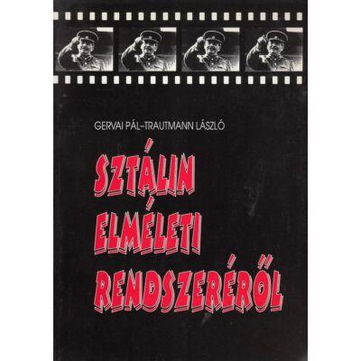 Sztálin elméleti rendszeréről
