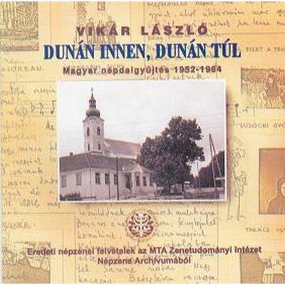 Dunán innen, Dunán túl (CD)