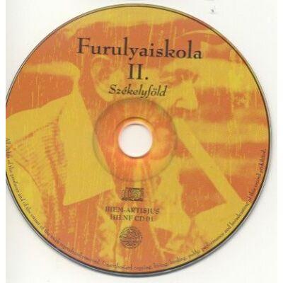 Furulyaiskola II. (CD)