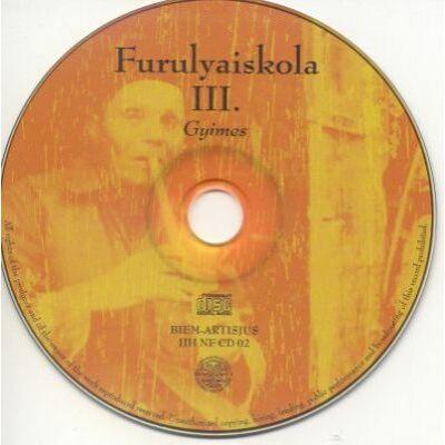 Furulyaiskola III. (CD)