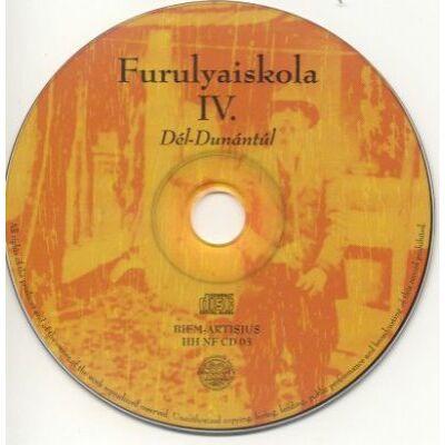 Furulyaiskola IV. (CD)