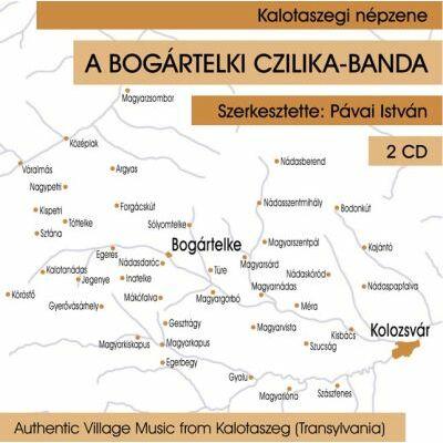 Kalotaszegi népzene (CD)