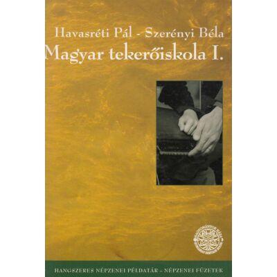 Magyar tekerőiskola I. (DVD-melléklettel)