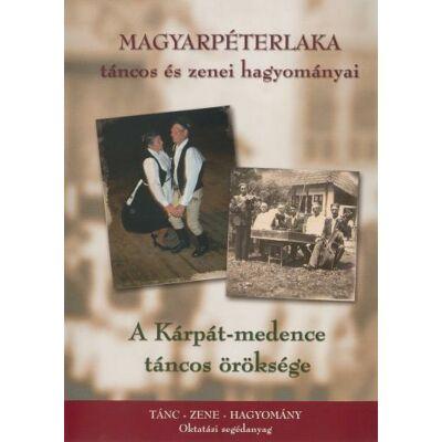 Magyarpéterlaka táncos és zenei hagyományai (DVD)