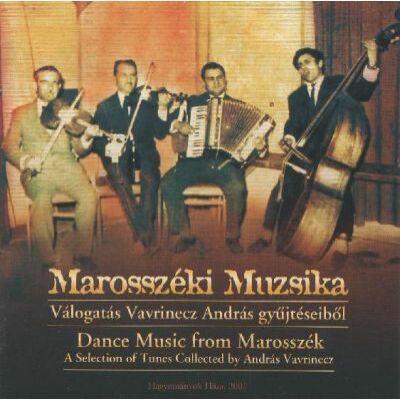 Marosszéki muzsika (CD)