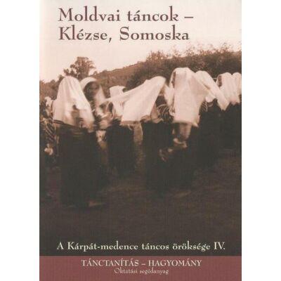 Moldvai táncok - Klézse, Somoska (DVD)