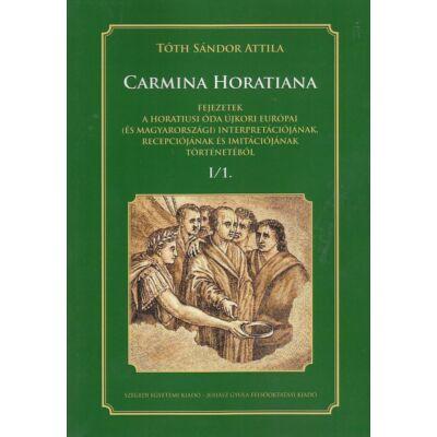 Carmina Horatiana I/1.